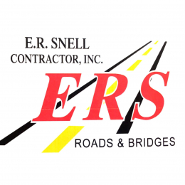 E.R. Snell Contractor, Inc. Logo