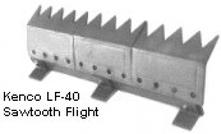 Kenco LF-40 Sawtooth Flight