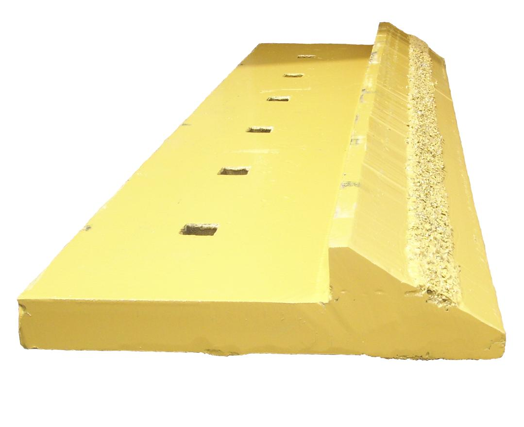 Kenco TCI fabricated half arrow cutting edges available in normal delivery time